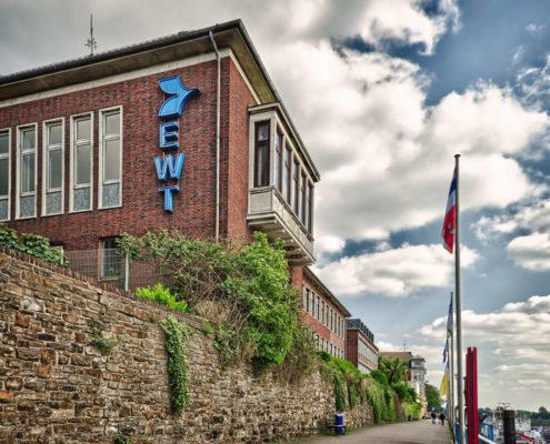 Büro Duisburg Ruhrort EWT Schiffahrtsgesellschaft