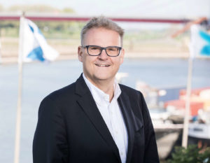 Geschäftsführer EWT Schiffahrtsgesellschaft Duisburg